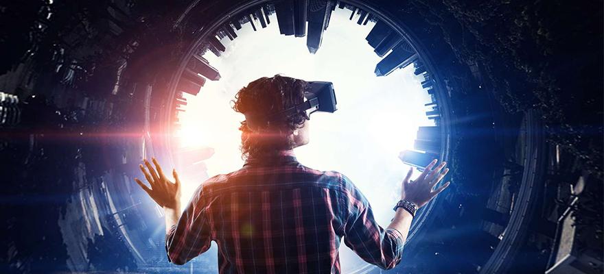 Produire une œuvre en réalité virtuelle (VR)
